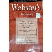 Webster`s Dictionary
