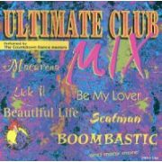 Ultimate Club Mix  (CD)