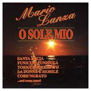 Mario LANZA : O sole mio  (CD)