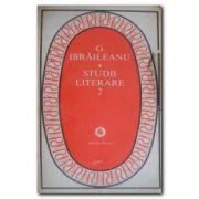 Studii literare  (2 vol. )