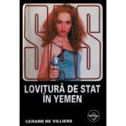 SAS - Lovitura de stat in Yemen