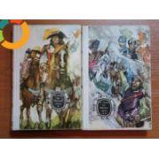 Cei patruzeci si cinci ( 2 vol. - ed. lux )