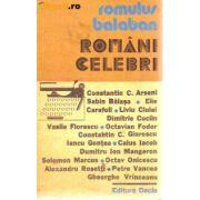 Români celebri