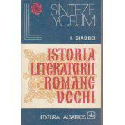 Istoria literaturii române vechi