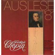 CHOPIN - Konzert fur Klavier und Orchester Nr. 2 f-moll, Opus 21 (vinil )