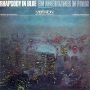 GERSHWIN : Rhapsody in Blue & Ein Amerikaner in Paris  ( vinil )