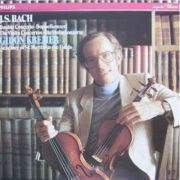 BACH - The Violins Concertos in A minor / in D minor (vinil)