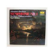 BRAHMS - Symphonie Nr. 1 ( vinil )