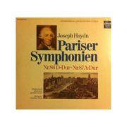 HAYDN - Pariser Symphonien Nr. 86 / Nr. 87 ( vinil - vol. 1 )