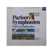 HAYDN - Pariser Symphonien Nr. 82 / Nr. 83 ( vinil - vol. 2 )