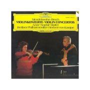 MENDELSSOHN / BRUCH - Violinkonzerte (vinil)