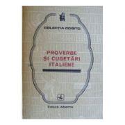 Proverbe și cugetări italiene