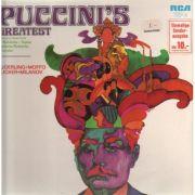 PUCCINI'S Greatest - La Boheme, Tosca, Madame Butterfly, Turandot (vinil )