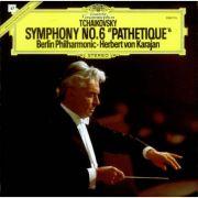 CEAIKOVSKI - Symphonie Nr. 6 'Pathetique' ( vinil )