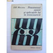 Fenomenul moire și aplicațiile lui în tensiometrie