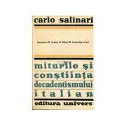 Miturile și conștiința decadentismului italian