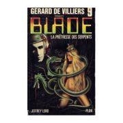 La pretresse des serpents ( Blade # 9 )