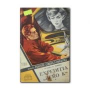 Expediția *Zero K* ( vol. 1 - CPSF nr. 166 / 1961)