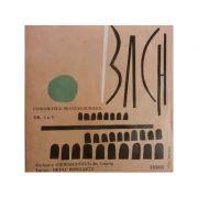 BACH - Concertele brandenburgice nr. 3 și 5 ( disc vinil )