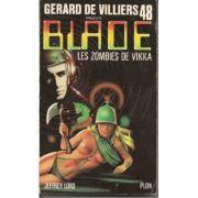Les zombies de Vikka ( Blade # 48 )