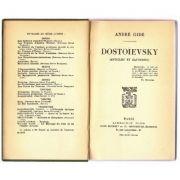 Dostoievsky ( articles et causeries )