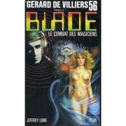 Le combat des magiciens ( Blade # 56 )