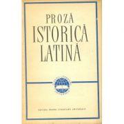 Proză istorică latină