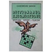 Dicționarul enigmistului