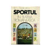 Sportul în filatelia românească