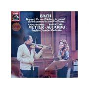 BACH: Konzert fur zwei Violinen in d-moll * Violinkonzerte in a-moll & E-dur ( disc vinil )