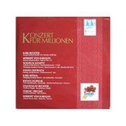 Konzert fur Millionen - Haendel, Bach, Beethoven, Mozart, Chopin, Smetana, Strauss ( vinil )