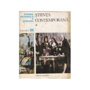 Stiinta contemporană ( Vol. III - Secolul al XIX-lea)