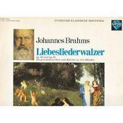 BRAHMS - Liebesliederwalzer op. 52 und op. 65( disc vinil )
