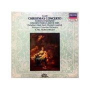 Christmas Concerto: Corelli, Pachelbel, Bach, Ricciotti, Gabrieli ( disc vinil )
