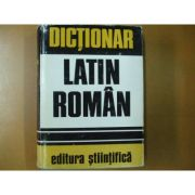 Dicționar latin-român