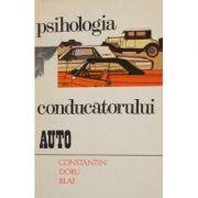 Psihologia conducatorului auto