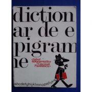 Dicționar de epigrame