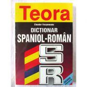 Dictionar spaniol-roman ( 25. 000 cuvinte )
