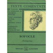 Antigona ( texte comentate )