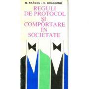 Reguli de protocol și comportare în societate
