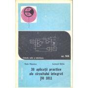 30 aplicații practice ale circuitului integrat BU 1011