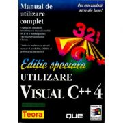 Utilizare Visual C ++ 4 - ediție specială
