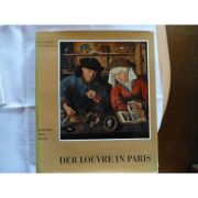 Der Louvre in Paris. Malerei der Welt