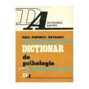 Dicționar de psihologie