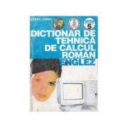 Dicționar de tehnică de calcul român - englez