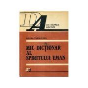 Mic dicționar al spiritului uman
