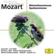 MOZART: Waisenhausmesse Spatzenmesse (CD)