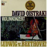 BEETHOVEN: Violinkonzert D-Dur ( disc vinil )