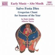 Salve Festa Dies - Gregorian Chant for Seasons of the Year (CD )