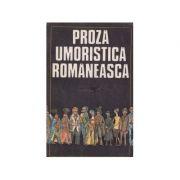 Proză umoristică românească